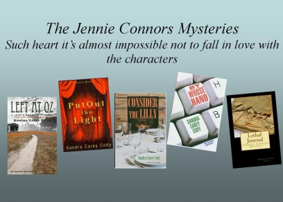 Jennie Connors Mysteries-fill