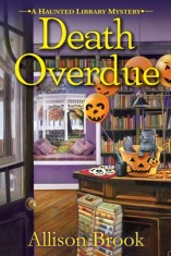 Death Overdue cover copy